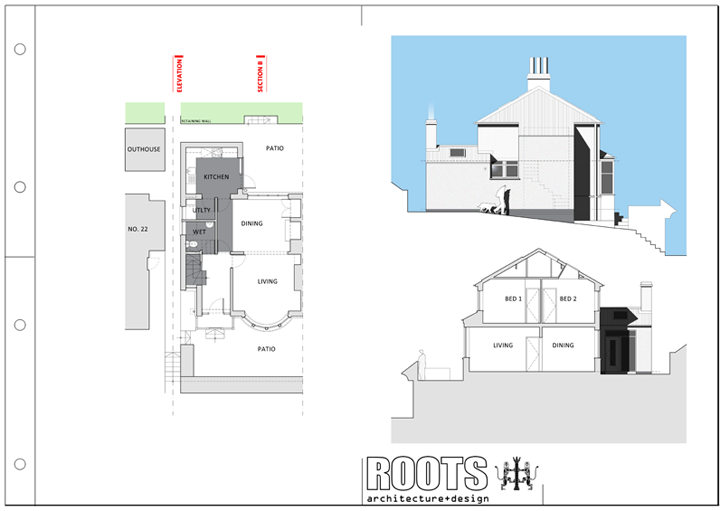 Full Planning Application Drawings