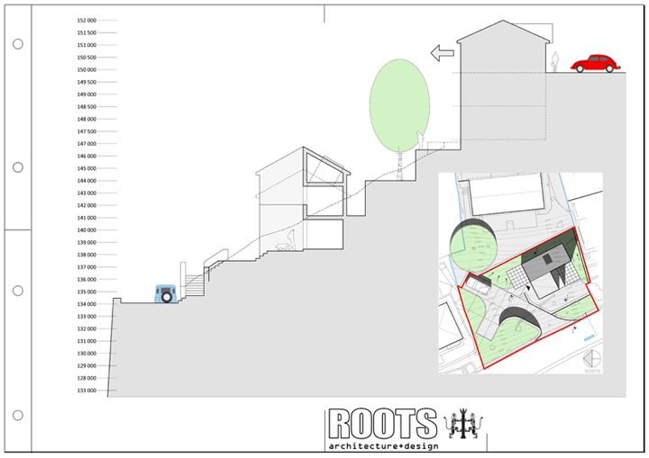 Outline Planning Application Drawing