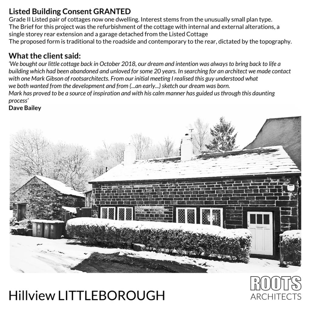 listed building, listed building consent, listed building consent application, listed building consent granted, grade 2 listed building